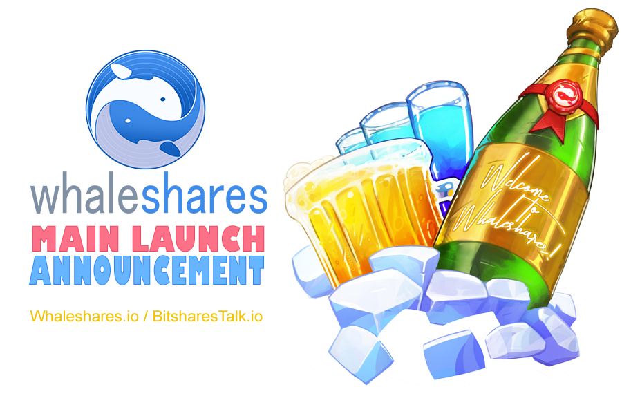 Whaleshares_Champagne_Launch.png